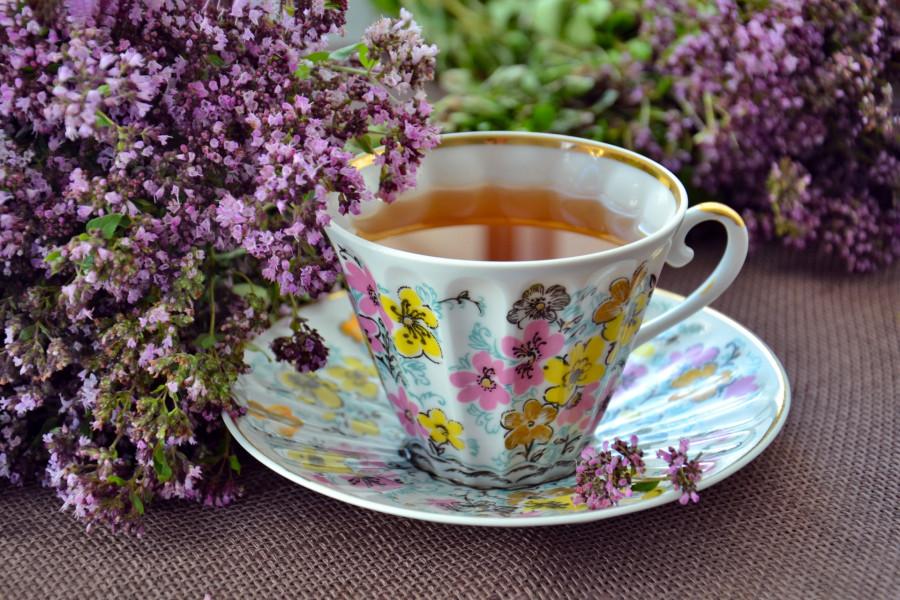 Herbolaria en té