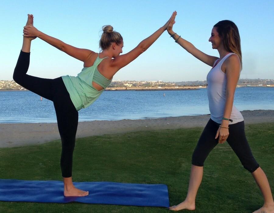 Tecnica de Relajación Yoga