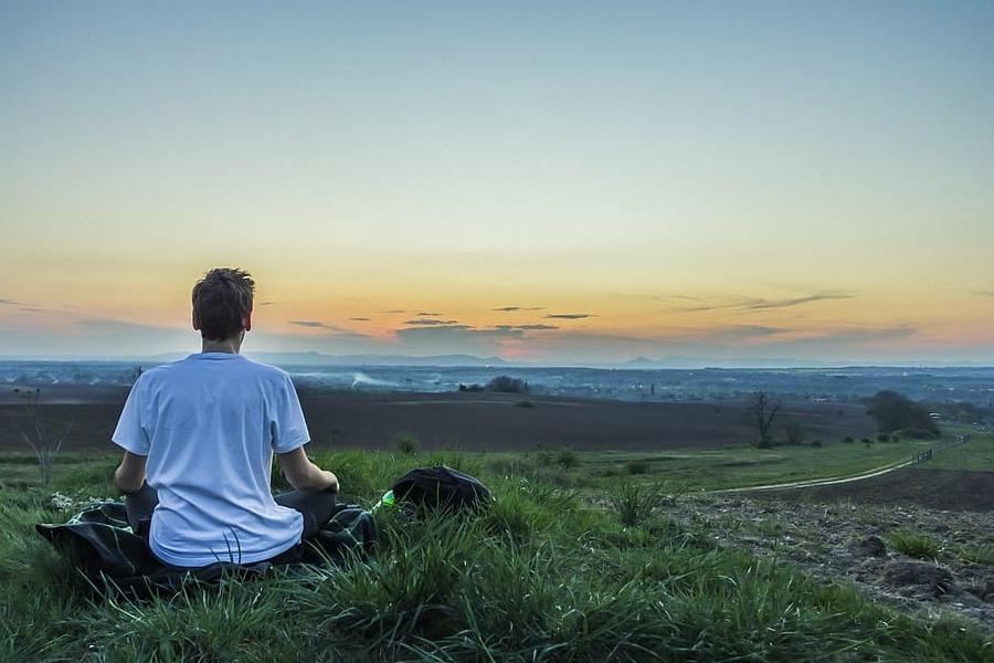 Meditación en todas partes