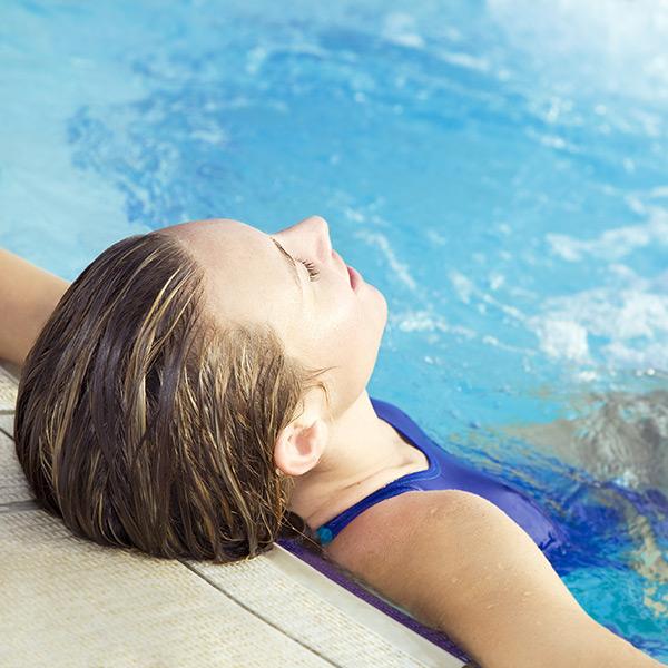 Tipos de terapias de balnearios